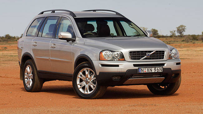 Used Volvo Xc90 Review 2003 2012 Carsguide