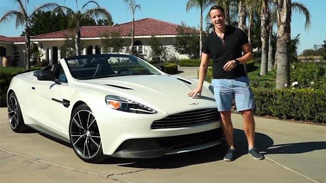 Aston Martin Vanquish Volante 2014 Review Carsguide