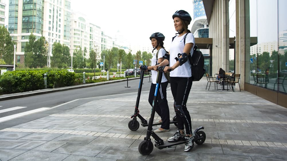 Is it illegal to ride an electric scooter in Australia? | CarsGuide