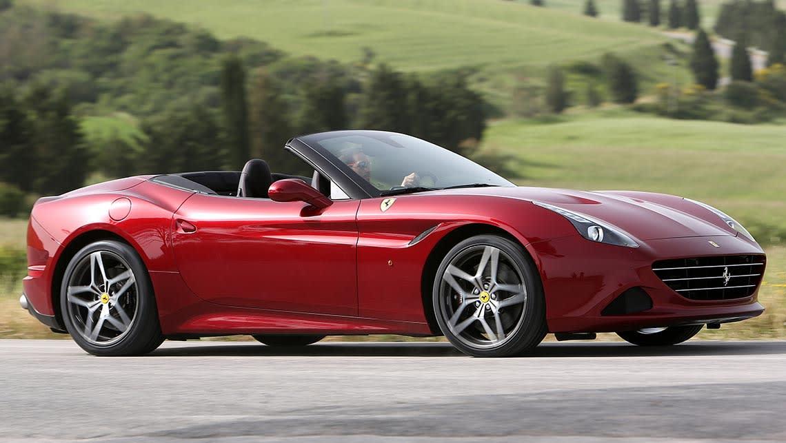 Ferrari California 2015 Review Carsguide