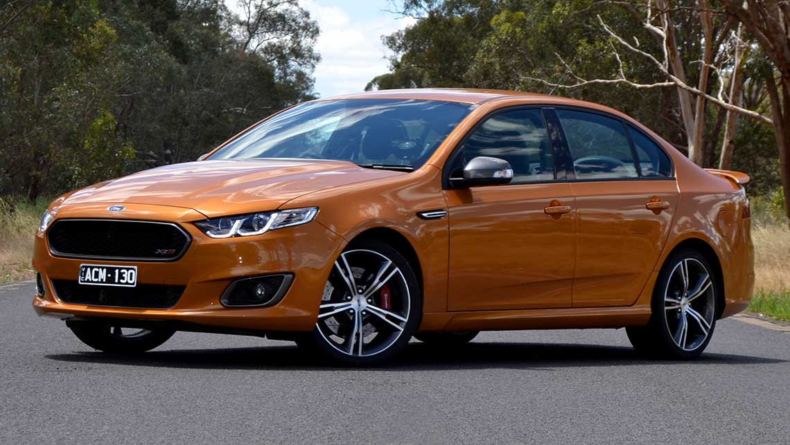 Ford Falcon XR8 FG X 2015 review | CarsGuide