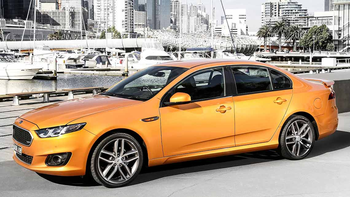 Ford Falcon Xr6 2015 Review Carsguide