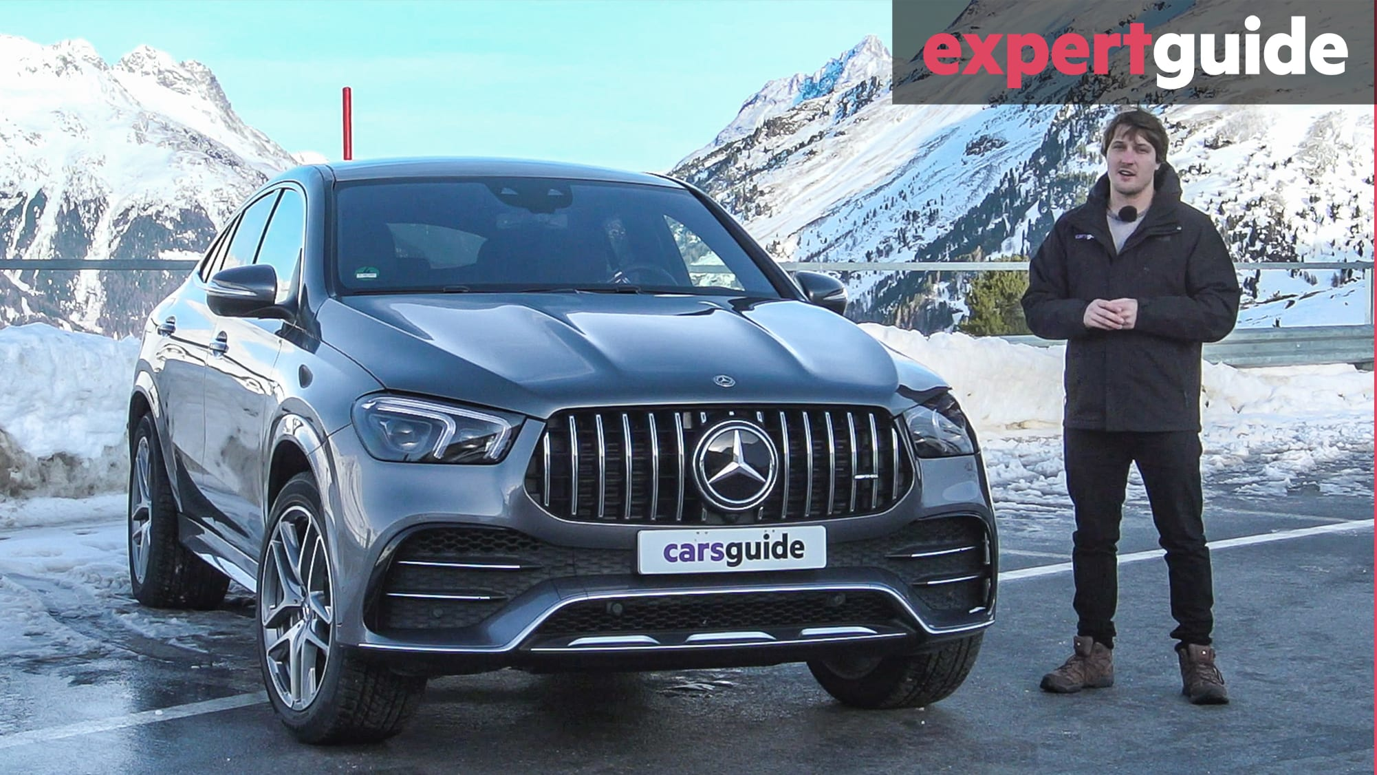 Mercedes Gle Coupe 2020 Review Carsguide