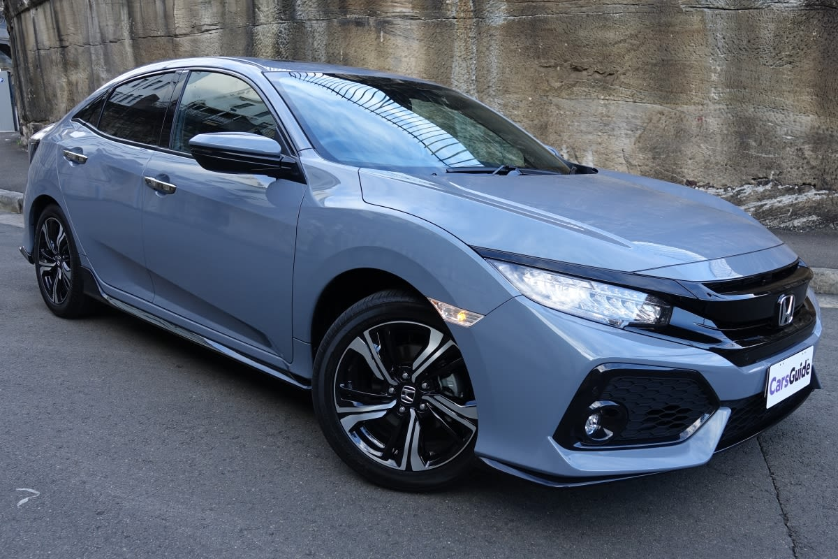 Honda Civic Rs >> Honda Civic Rs Hatch 2017 Review Snapshot