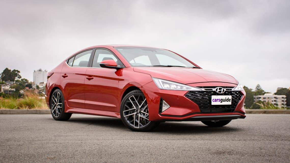 New Hyundai Elantra 2020 Pricing And Specs Detailed Mazda 3 Sedan Rival Moves Up In Cost Car News Carsguide