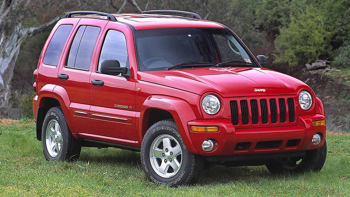 Used Jeep Cherokee Review 1994 2014 Carsguide