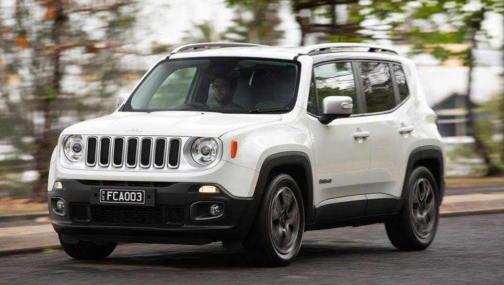 Jeep Renegade Limited 2016 review | CarsGuide