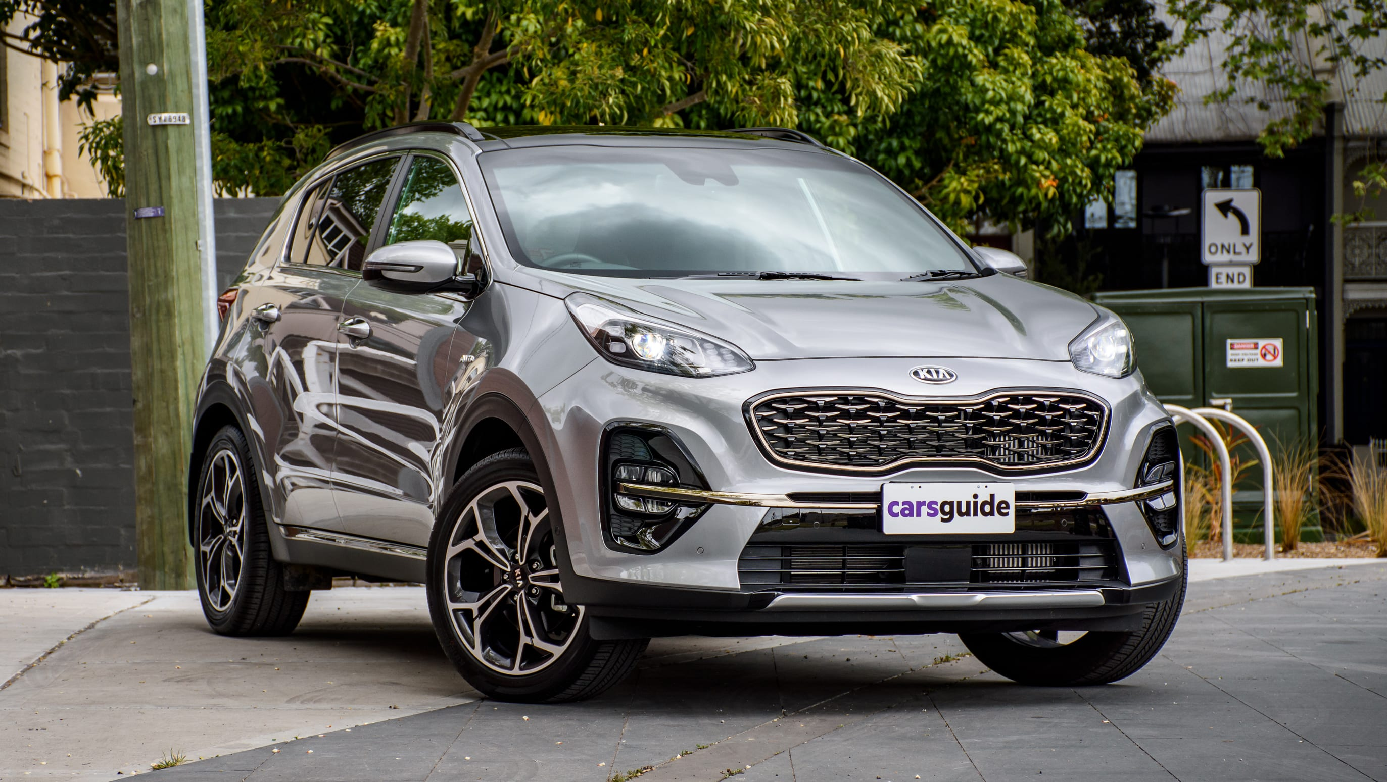 kia sportage 2020 review: gt-line | carsguide