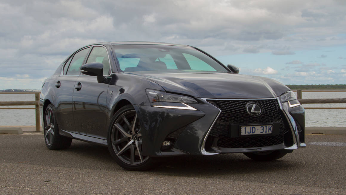 lexus refines solid sports sedan