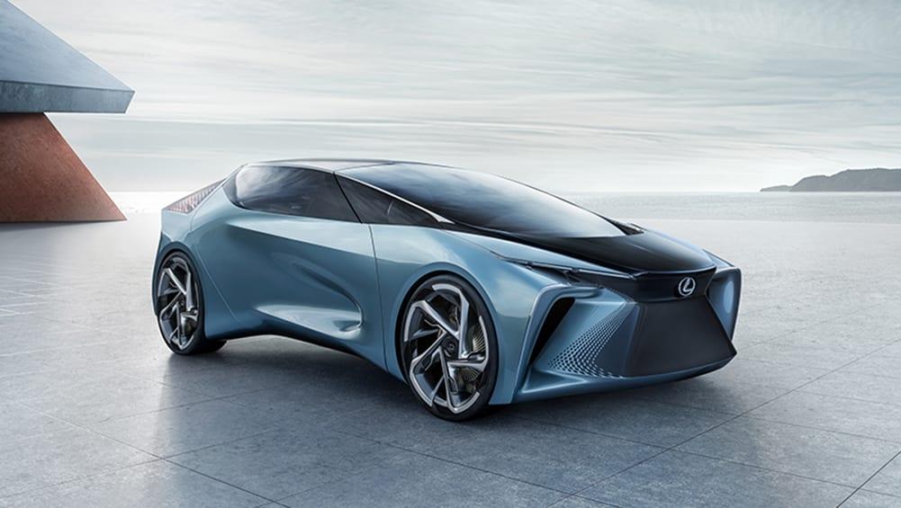 Lexus LF-30 concept electric car revealed