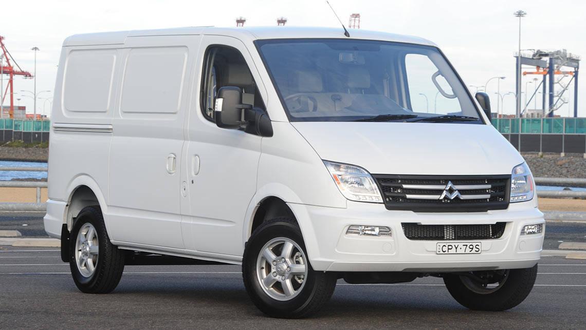 LDV Van 2015 review | CarsGuide