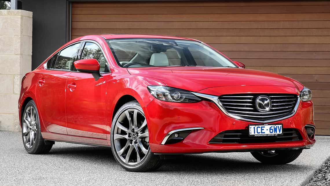 Mazda6 Sport 2015 Review Carsguide