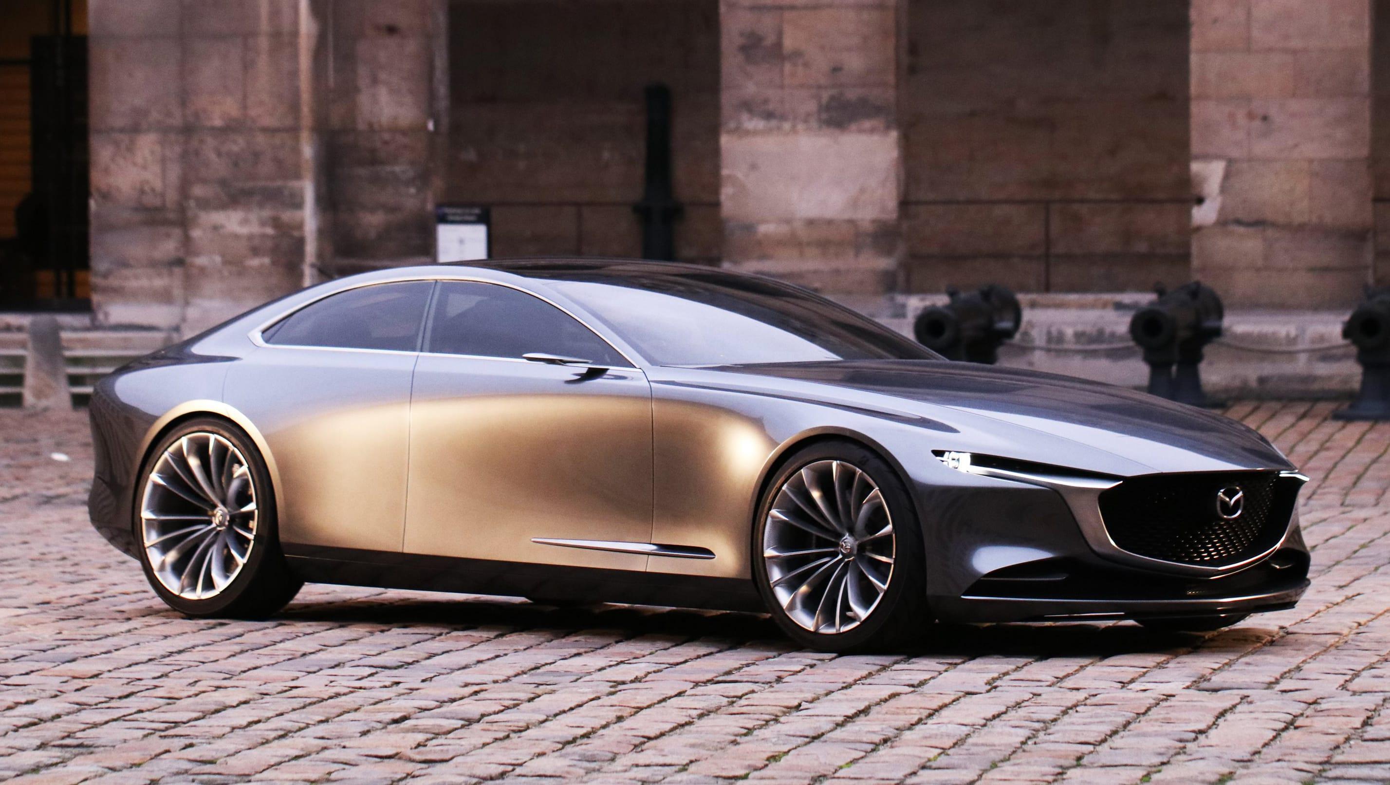 Mazda inline six-cylinder engine detailed: More premium ...