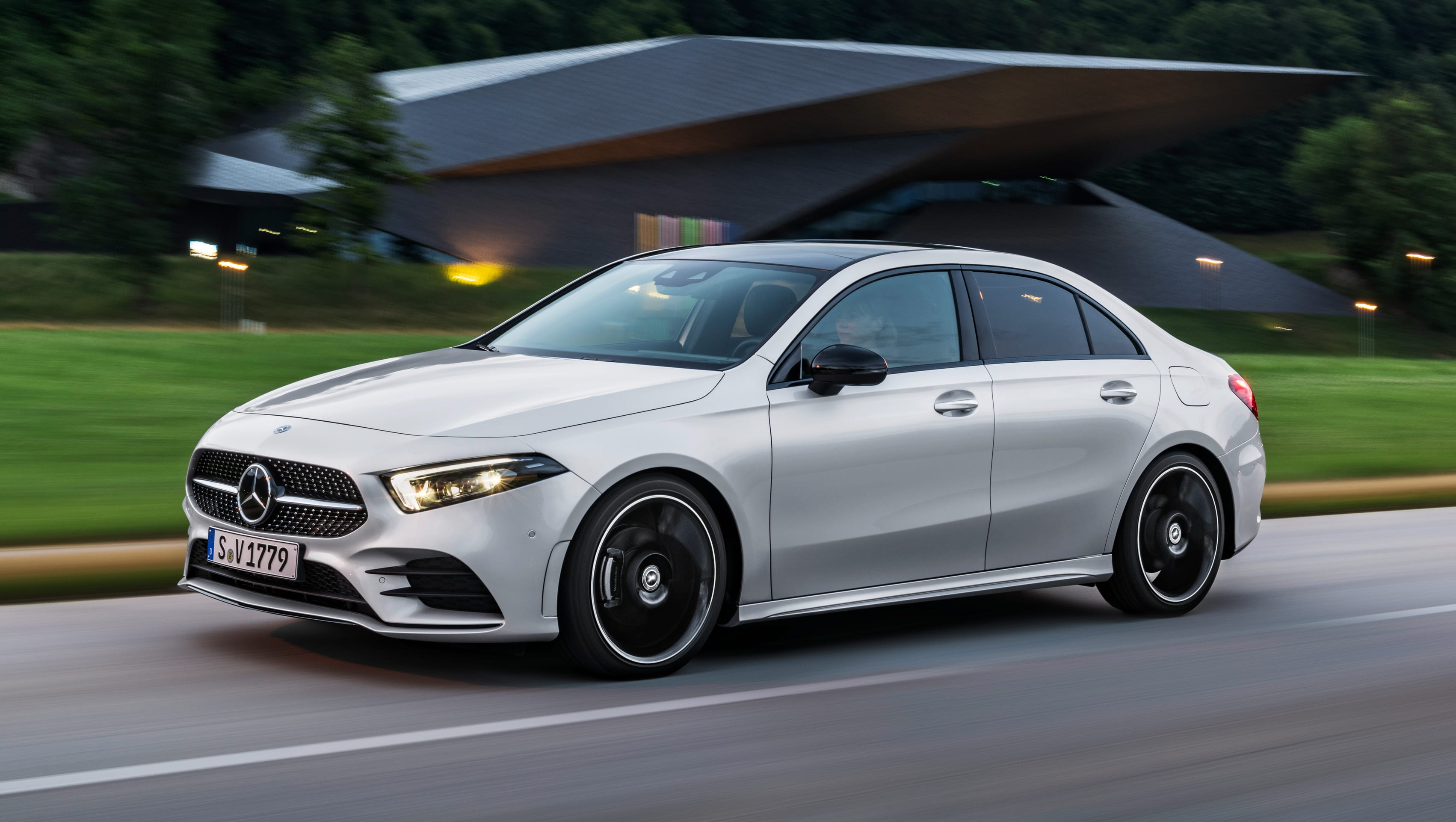 Mercedes Benz A Class Sedan 2019 Pricing And Spec Revealed Car News Carsguide