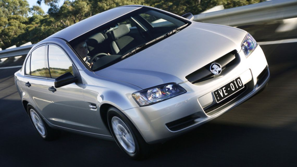 Used Holden Commodore review: 2006-2010 | CarsGuide