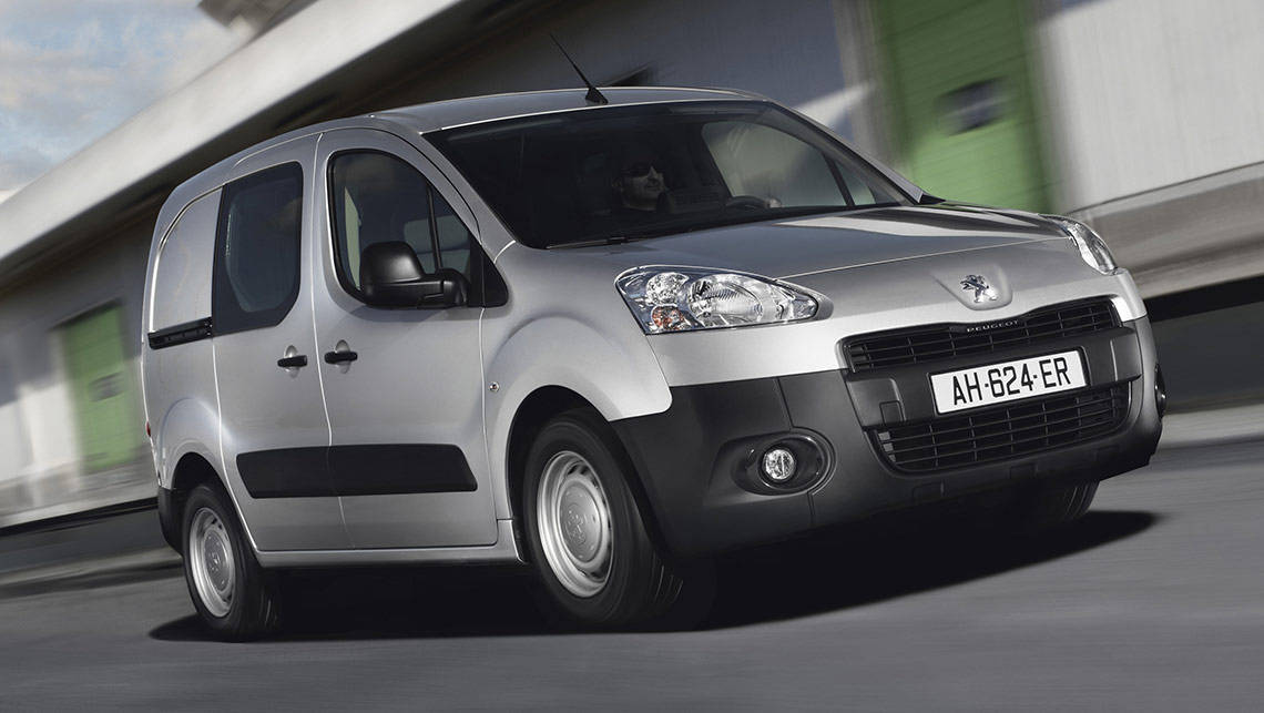 Peugeot Partner 2013 Review Carsguide