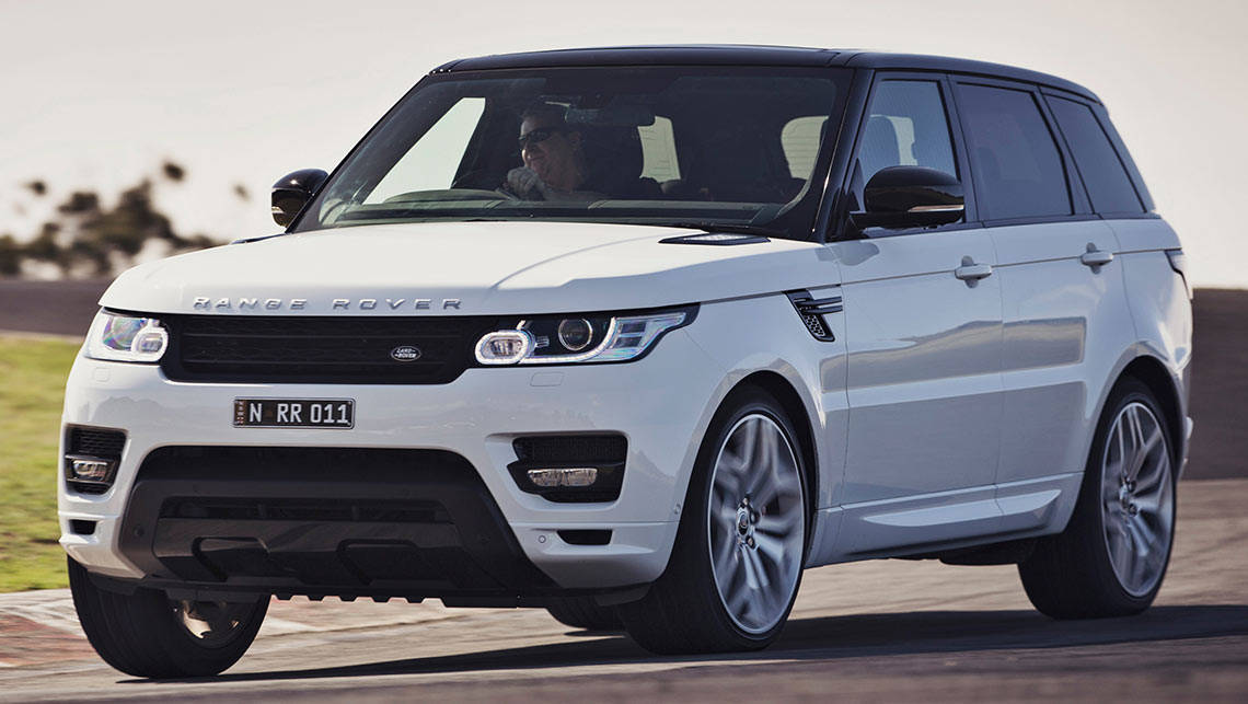 Land Rover Range Rover Sport Tdv6 Se 2015 Review Carsguide
