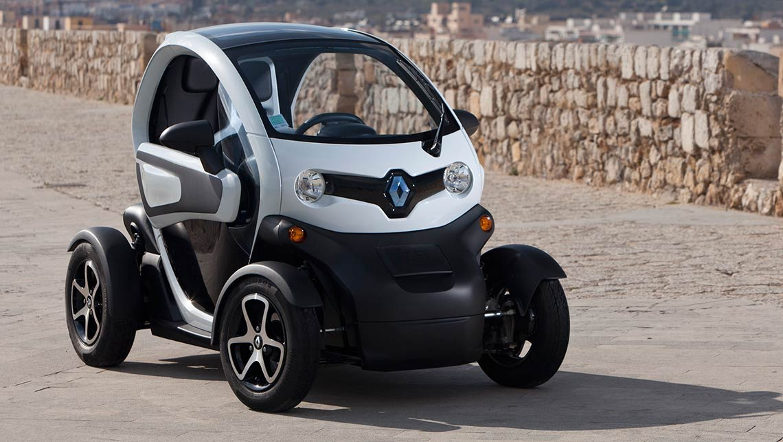 Renault Twizy For Australia Car News Carsguide