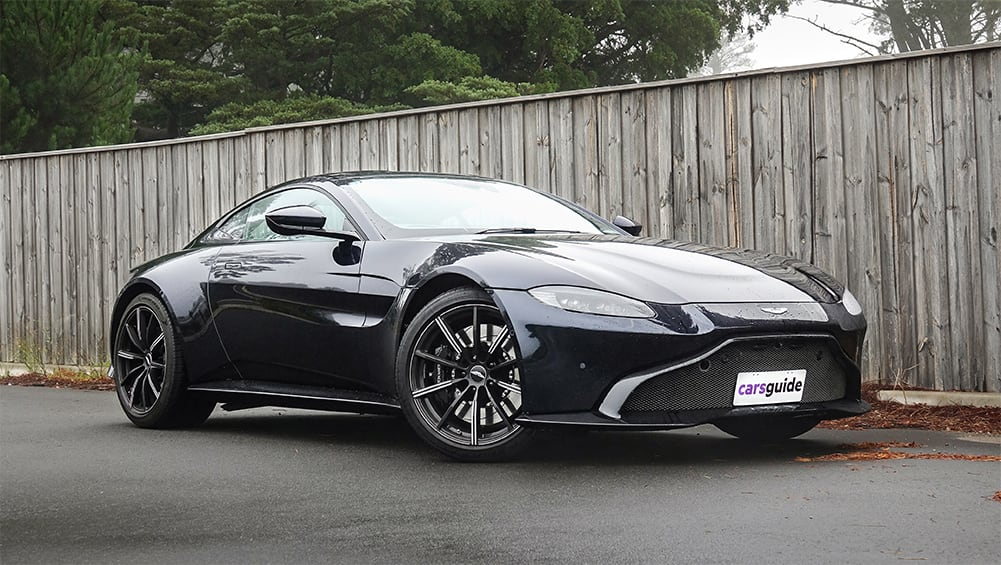 Aston Martin Vantage 2020 Review Carsguide