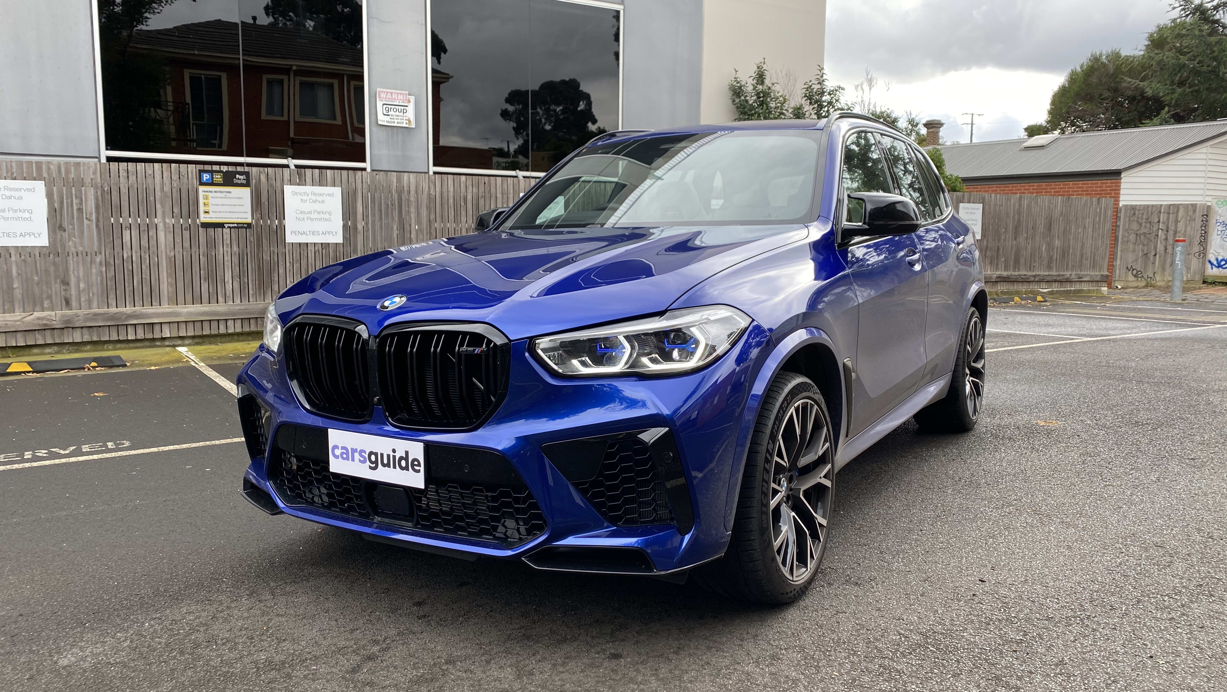 Bmw X5m 2020 Review Competition Carsguide