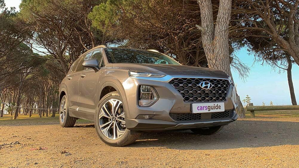 Hyundai Santa Fe 2020 review: Highlander