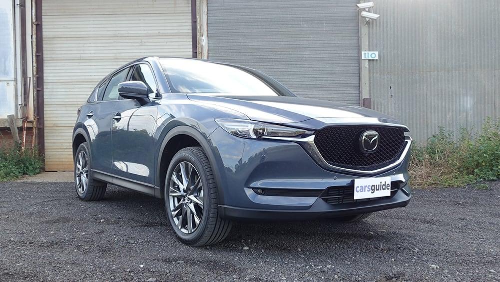 Mazda Cx 5 2020 Review Carsguide