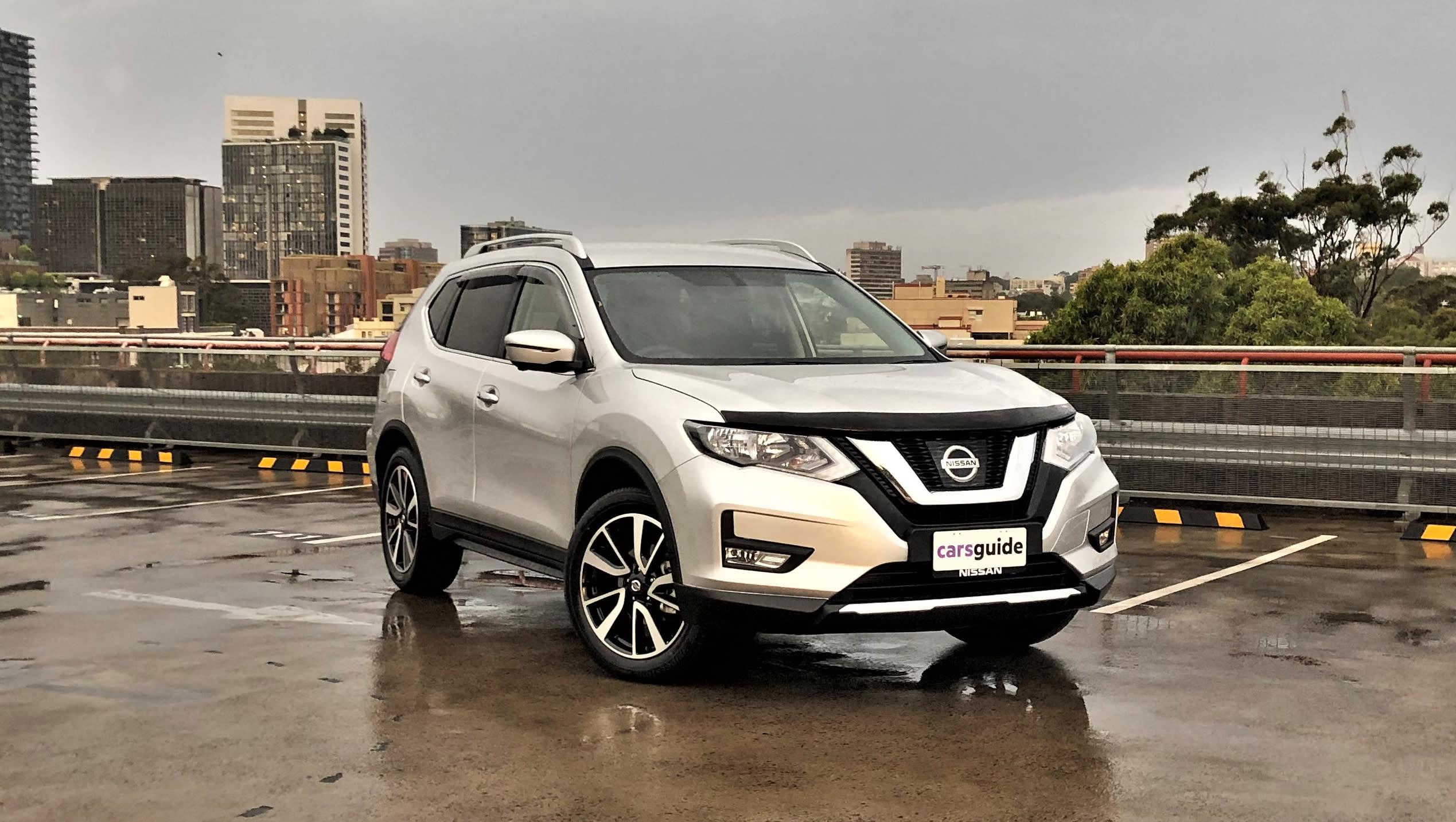 Nissan X Trail 2020 Review N Trek Carsguide
