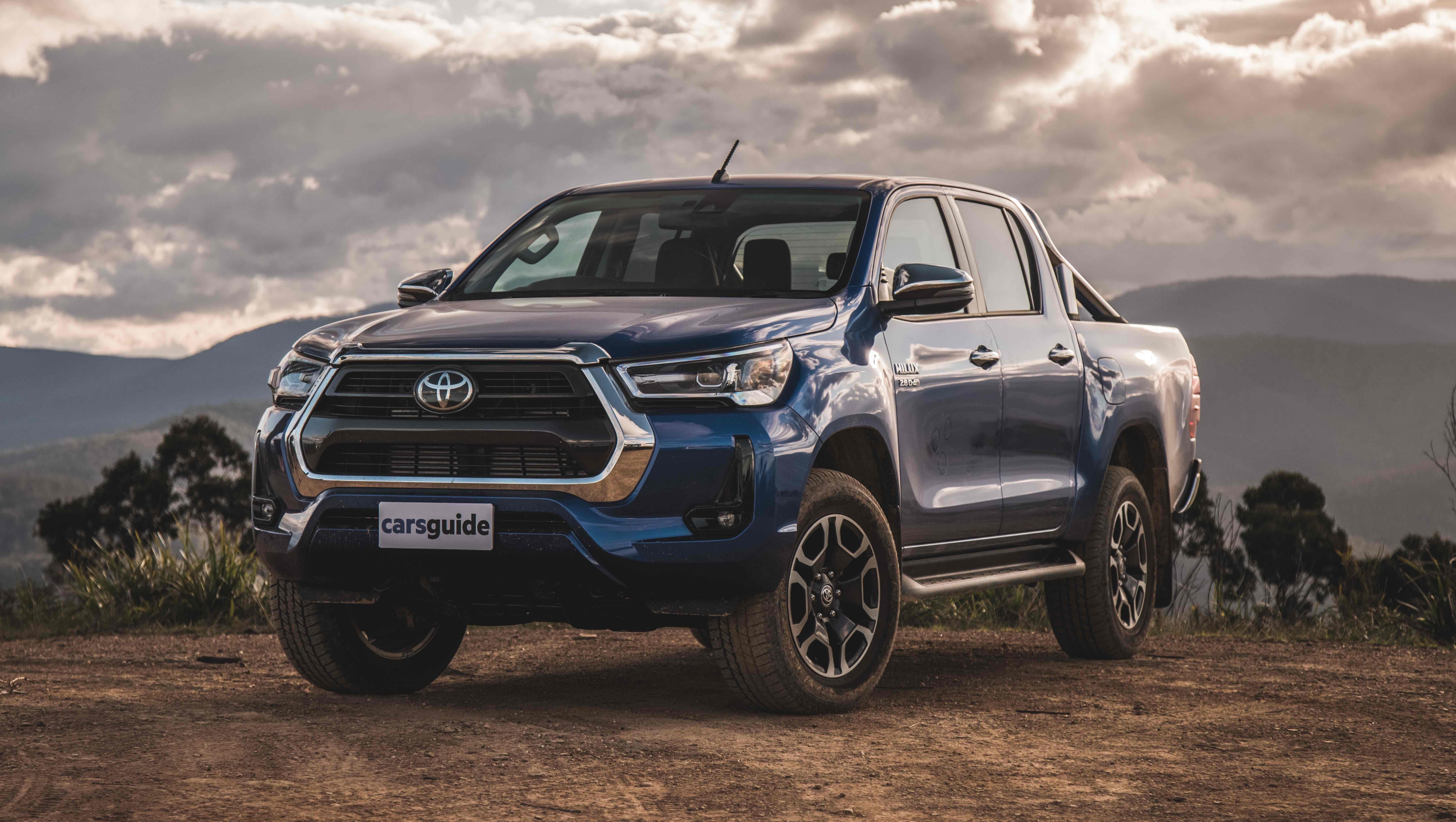 2021 Toyota Vigo Price and Review