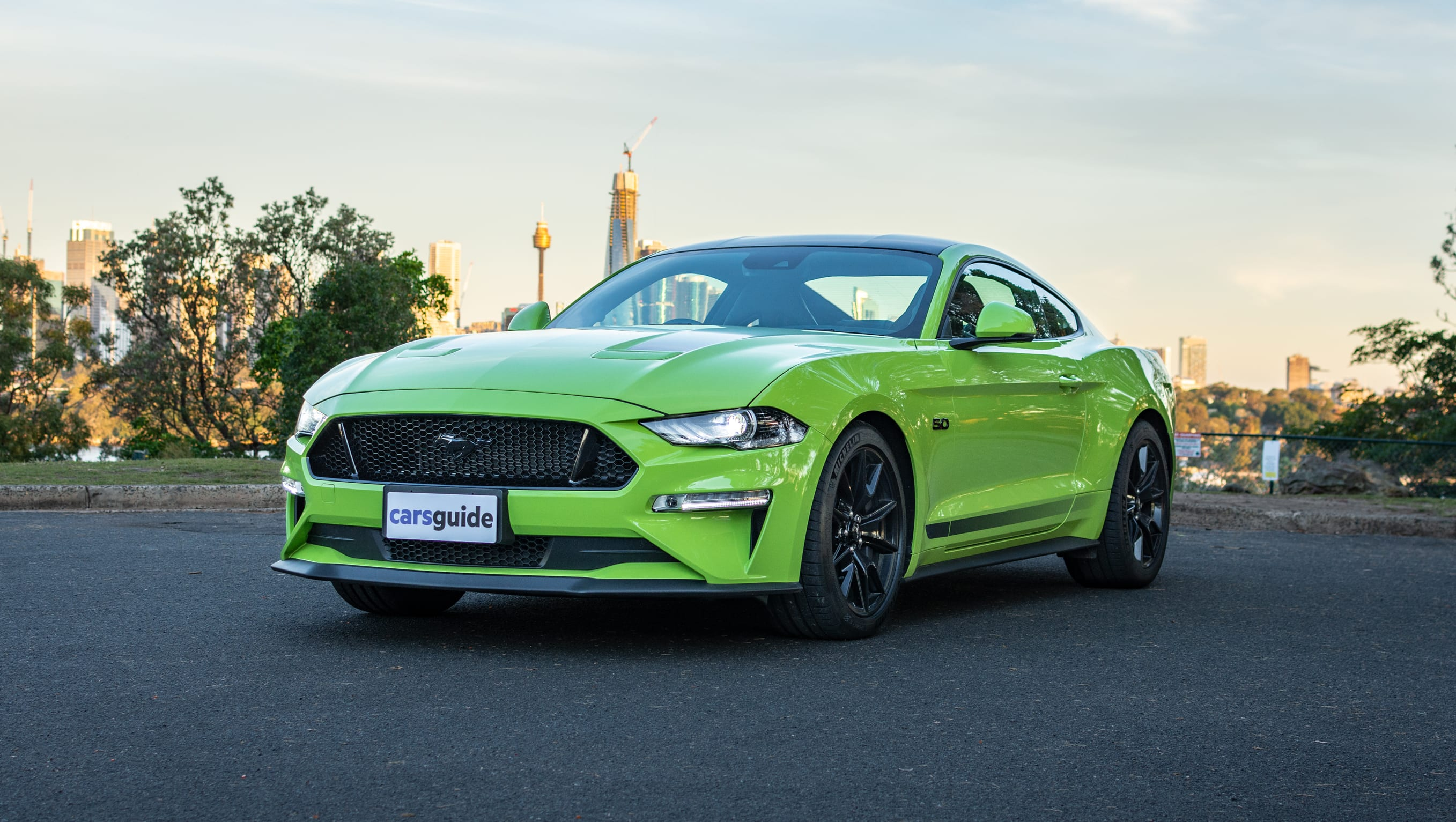 Ford Mustang 2020 Review Gt Auto Carsguide