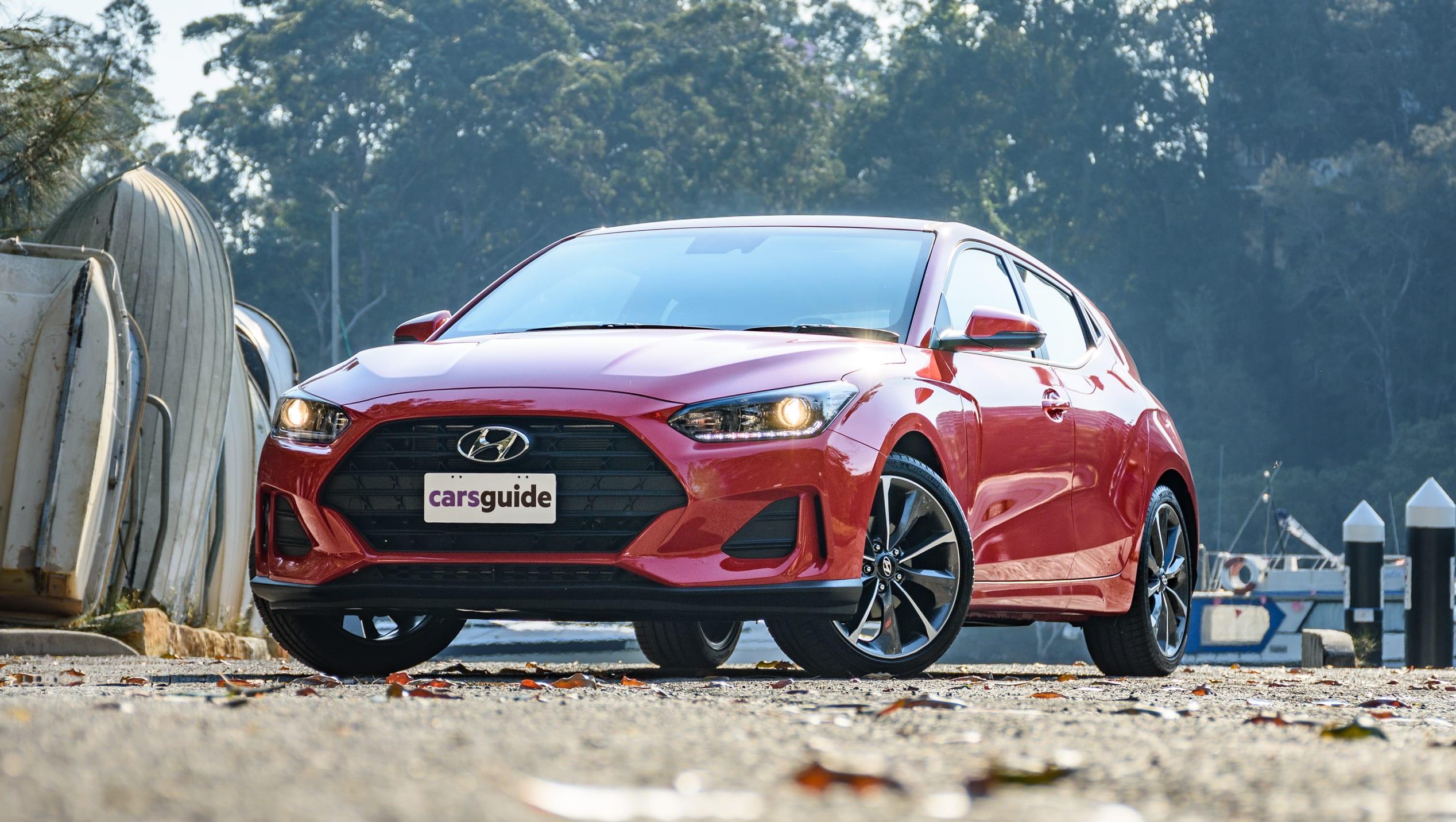 Hyundai Veloster 2020 review: automatic snapshot