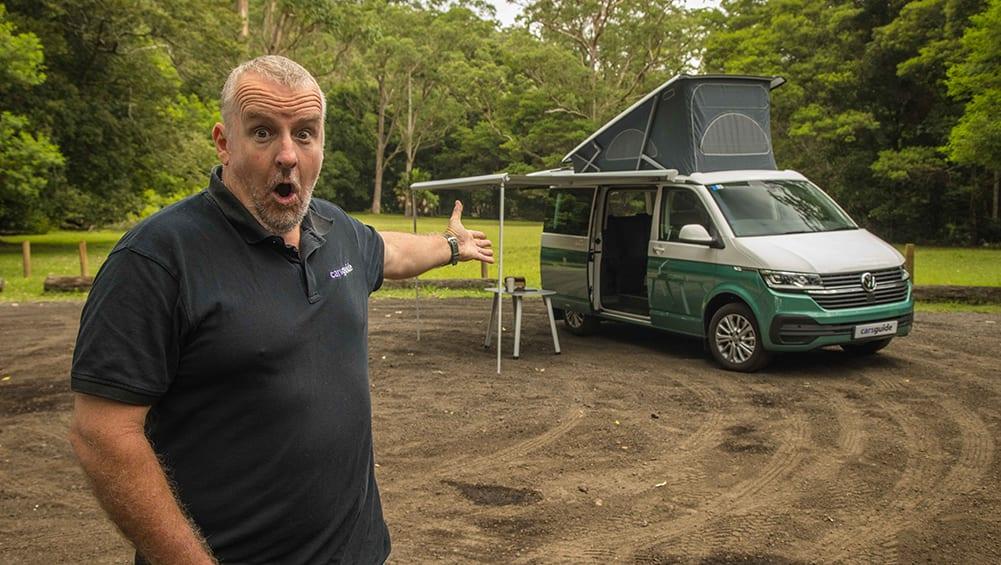 volkswagen california 2021 review: beach - flipboard