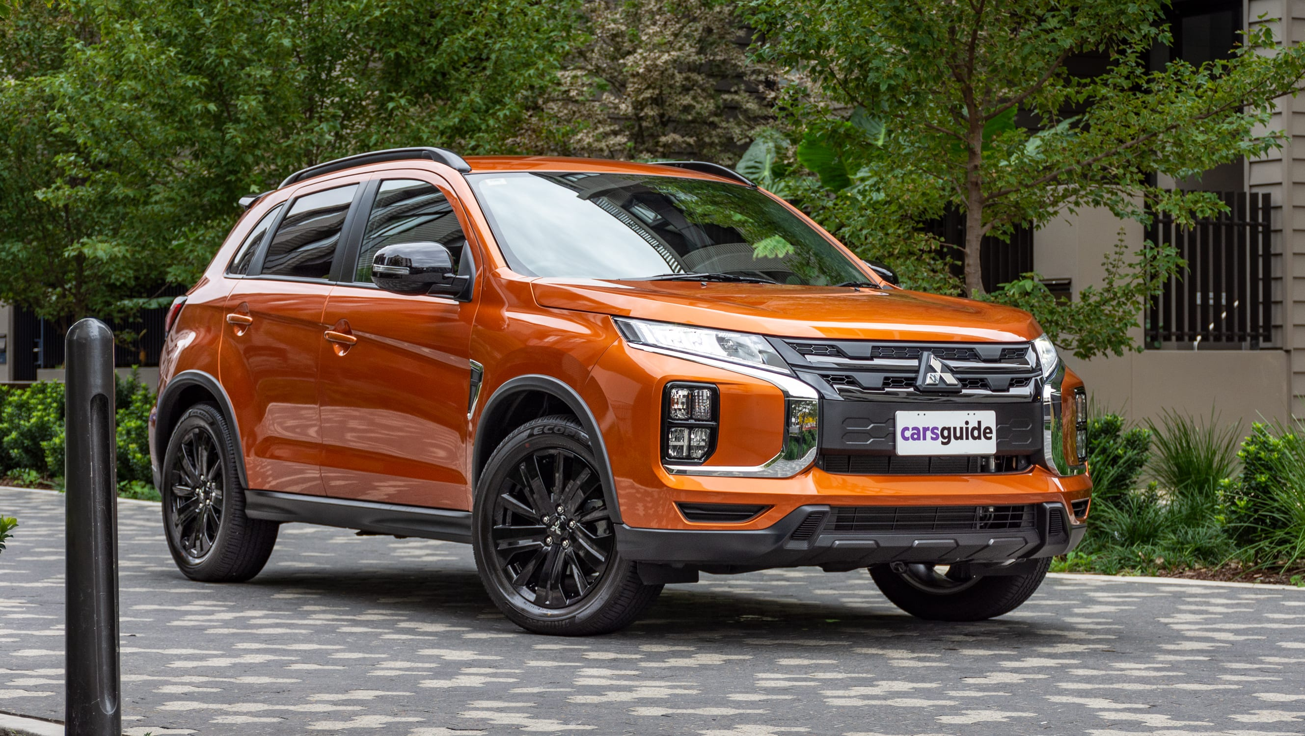 2020 Mitsubishi ASX review   CarsGuide