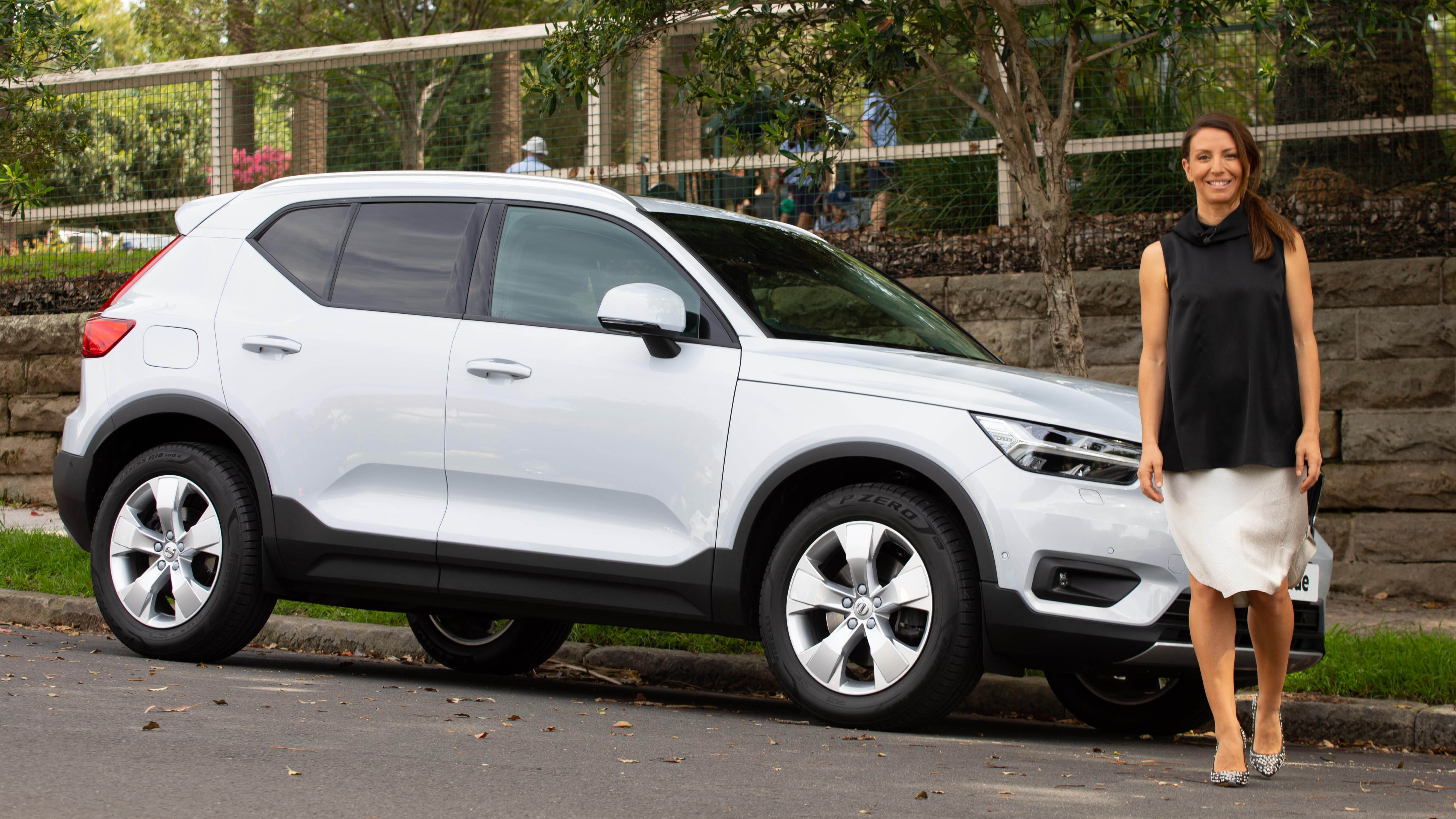 Volvo Xc40 2020 Review T4 Momentum Carsguide