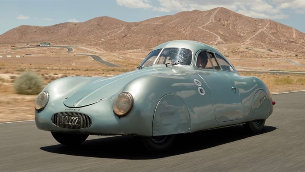 Iconic Porsche fails to sell in auction shambles