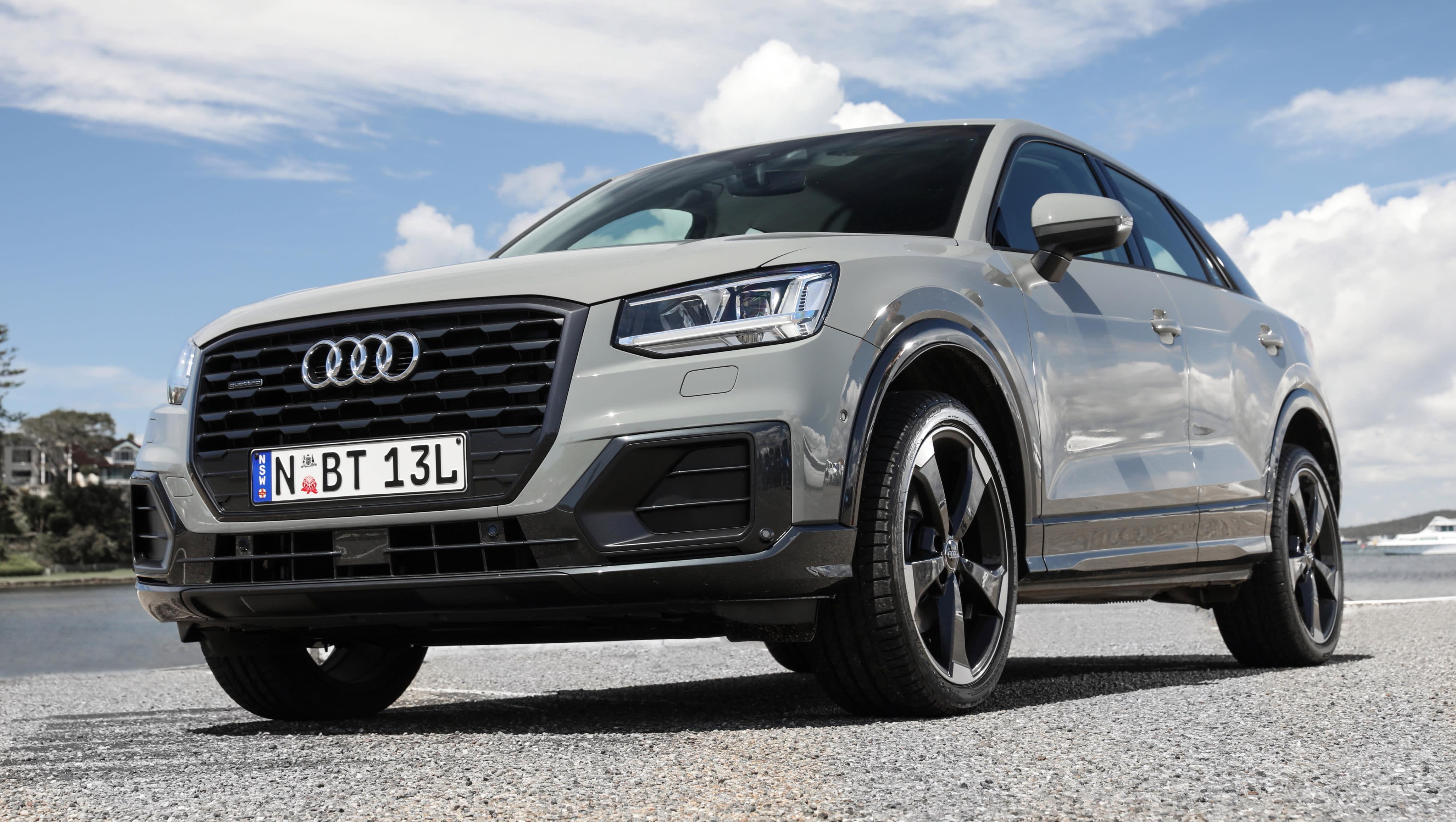 Kelebihan Audi X2 Review