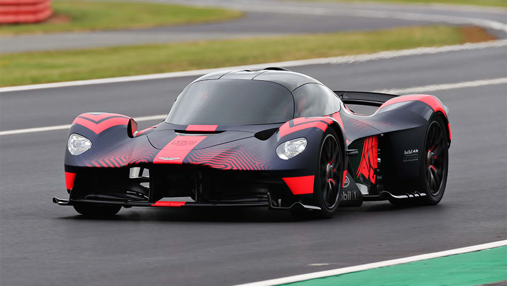 2019 Aston Martin Valkyrie World S Fastest Car Hits The Road Car News Carsguide