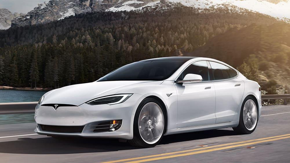 Tesla Model S won't chase Porsche Taycan record