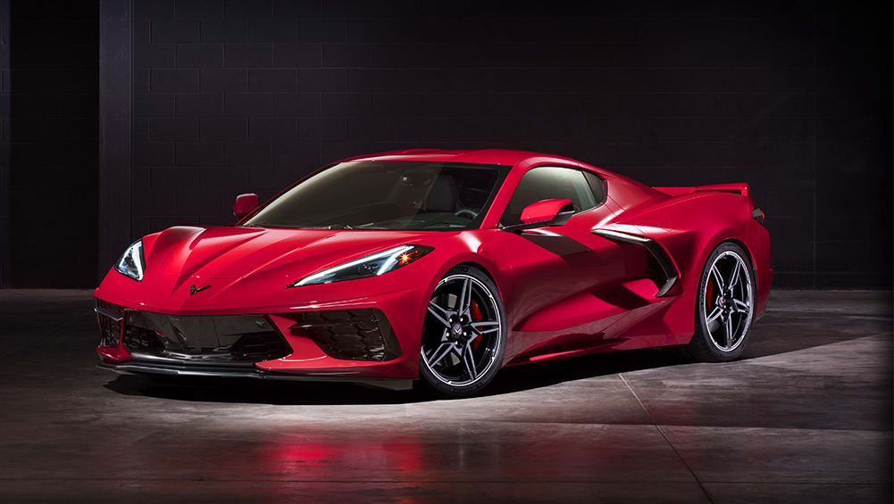 Why buying the C8 Corvette Stingray in its first year on sale could sa