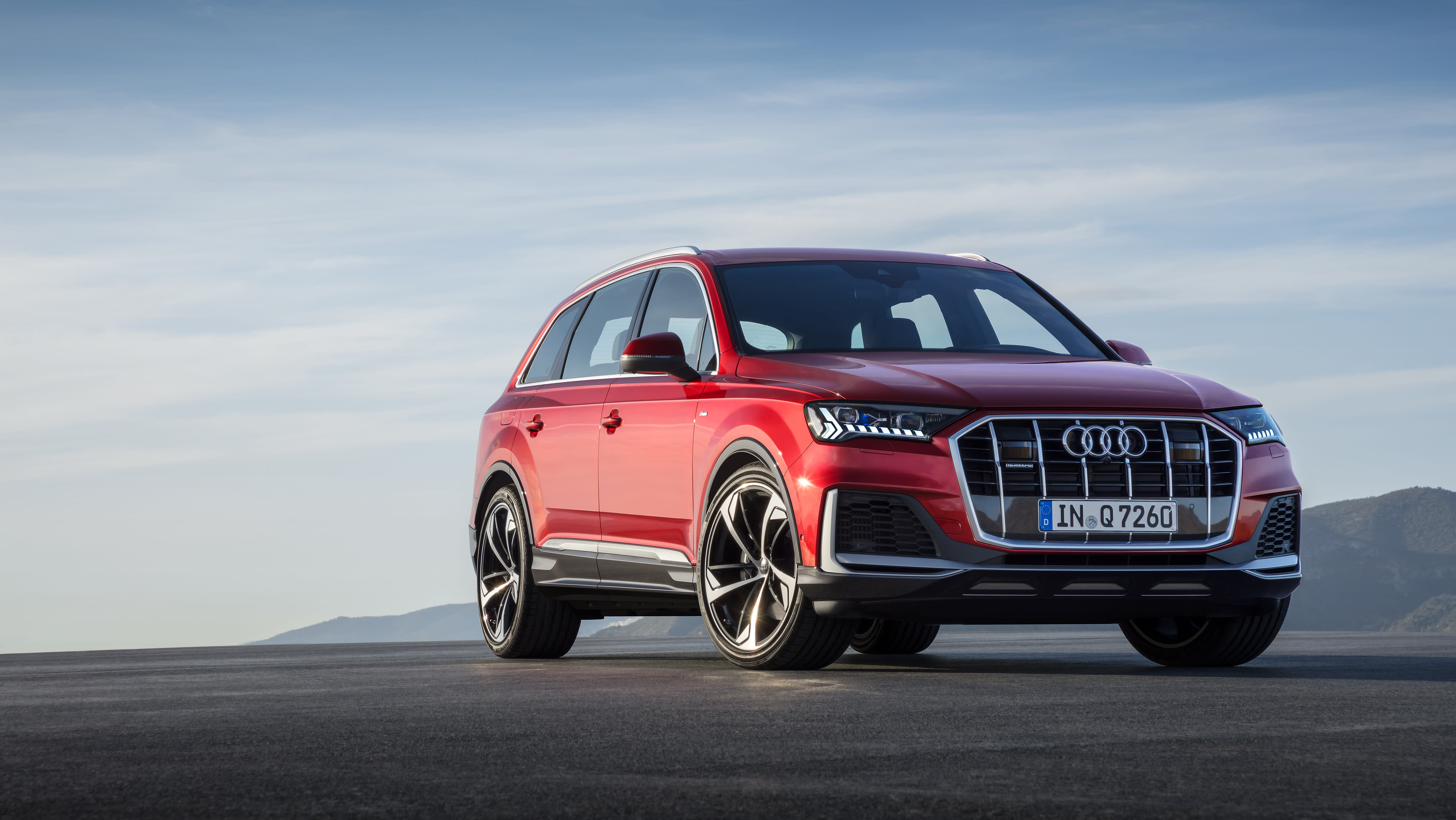 Audi Q7 2020 Revealed New Styling And Interior For Brand S Biggest Suv Car News Carsguide