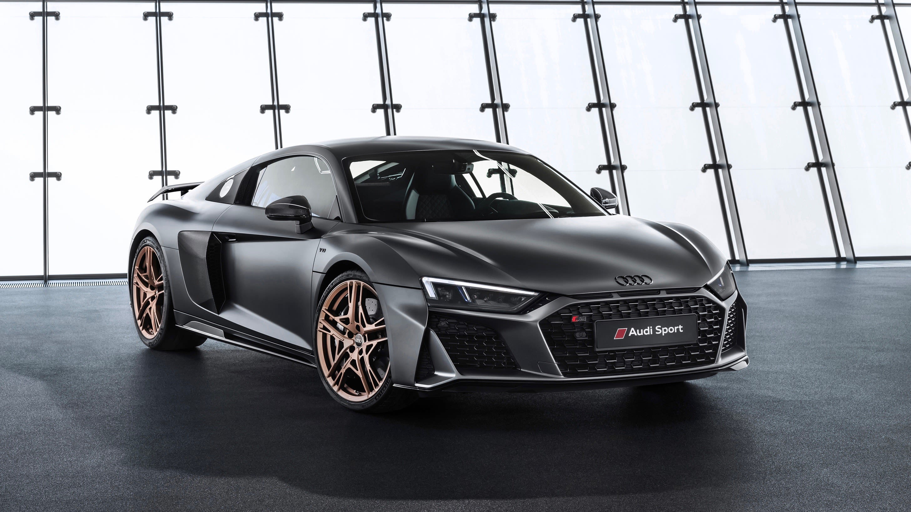 Audi R8 2019 Decennium Celebrates 10 Years Of The R8 V10 Car News Carsguide