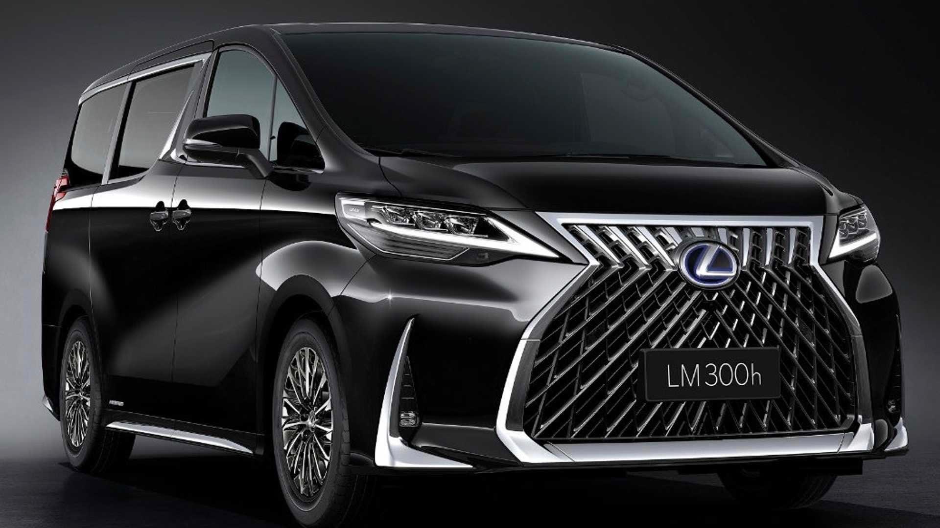 Lexus Latest Models >> Lexus LM rejected for Australia - Car News | CarsGuide
