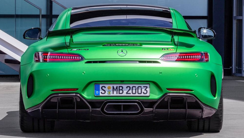 """AMG signature sound """"very important"""" for electric era, says boss"""