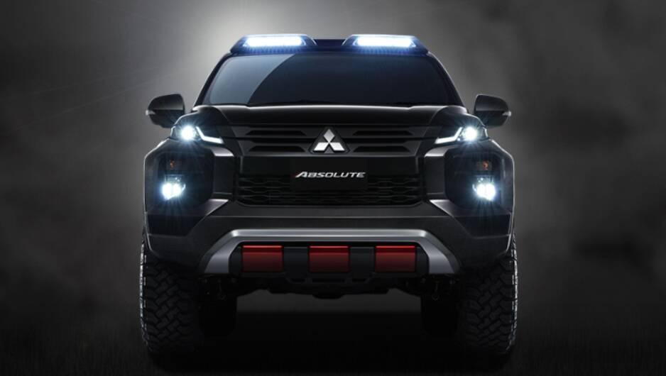 Mitsubishi clarifies plans for Ford Ranger Raptor-slaying Triton Absol