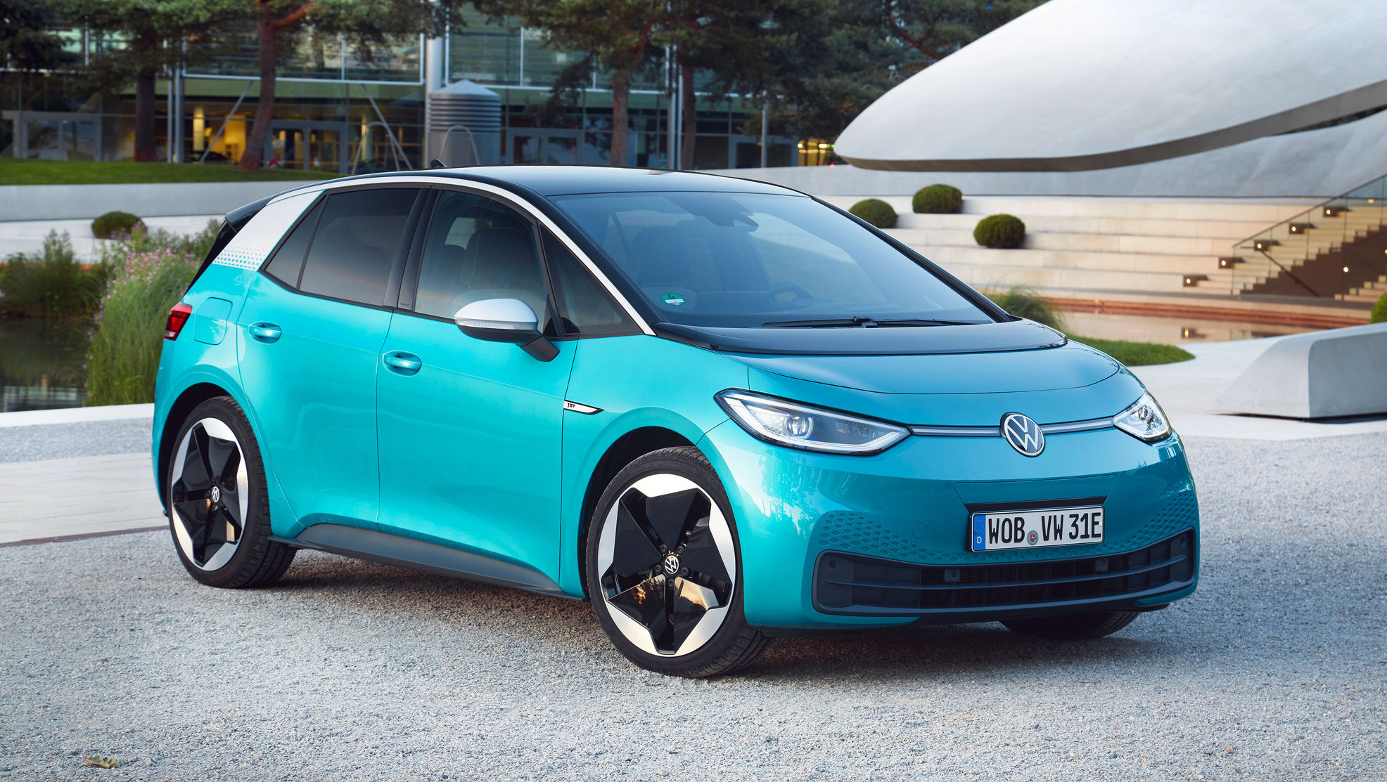 Volkswagen Id Electric Car Range Pushed Back To 2023 In Australia As Brand Labels New Ev Taxes Ridiculous Car News Carsguide