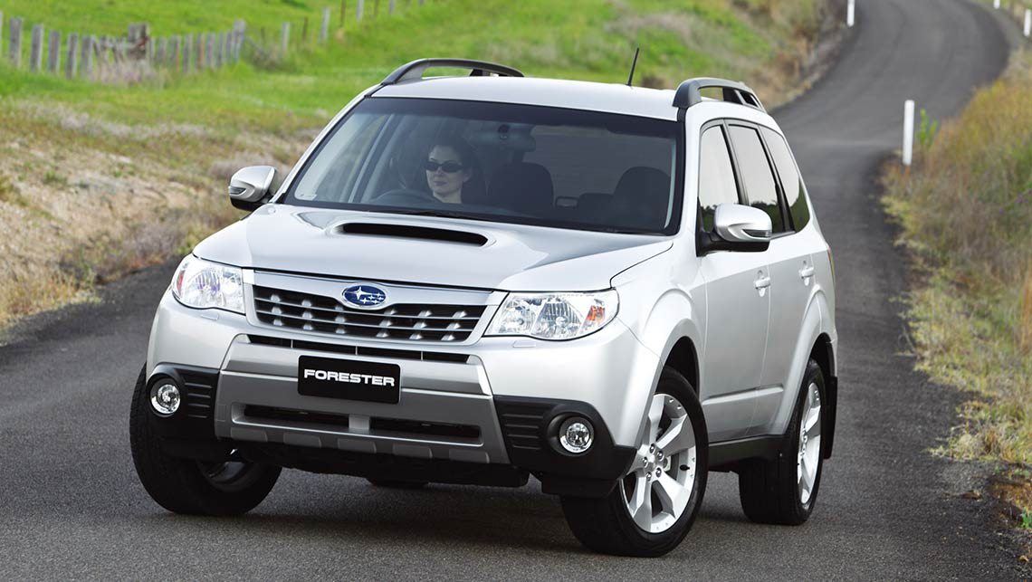 Used Subaru Forester review: 1997-2014 | CarsGuide