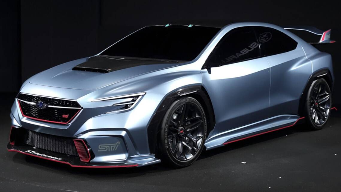 Subaru Wrx Sti Coming In October 2021 New 298kw Lightweight Weapon Readying For Launch Reports Car News Carsguide