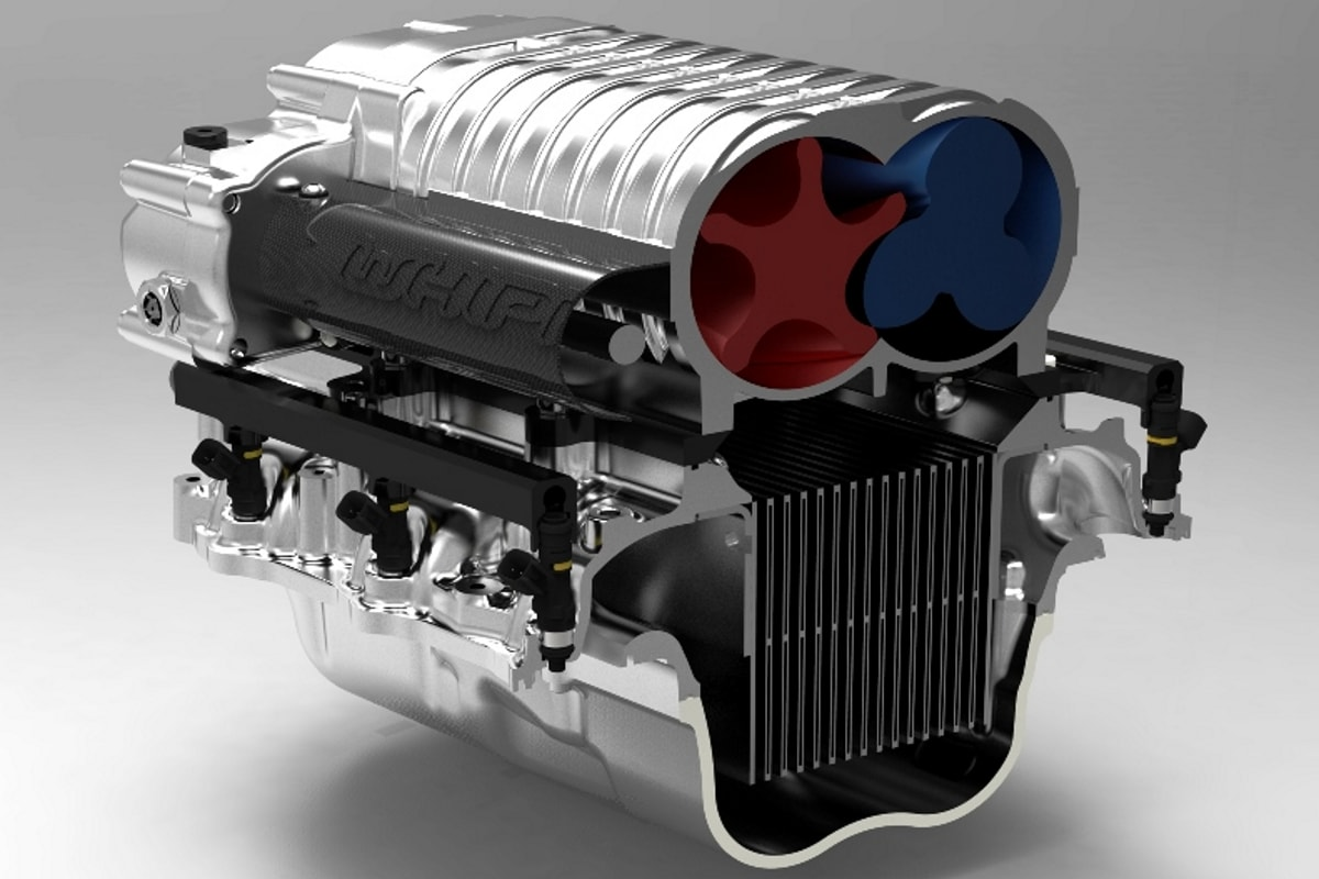 supercharged cars - how a supercharger works | carsguide  carsguide