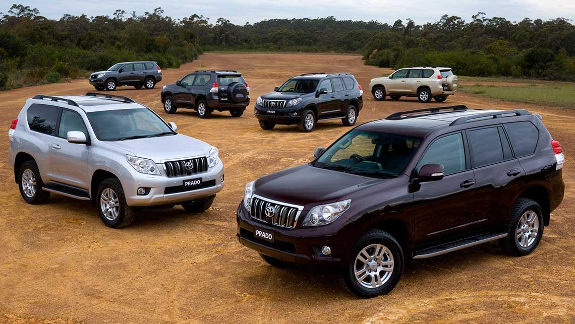 Used Toyota Land Cruiser Prado review: 2009-2013 | CarsGuide