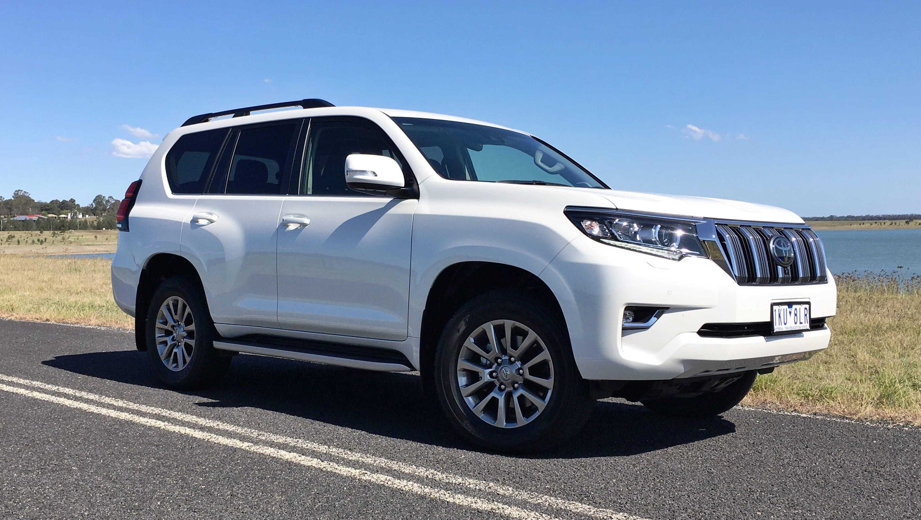 Toyota Prado 2018 review | CarsGuide