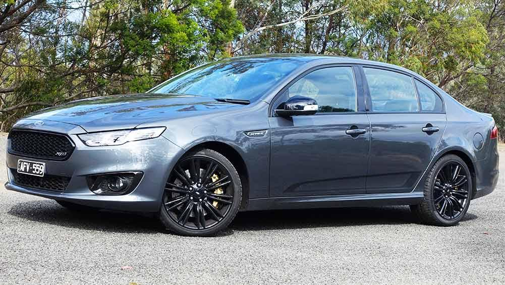2016 Ford Falcon XR6 and XR8 Sprint review | first drive